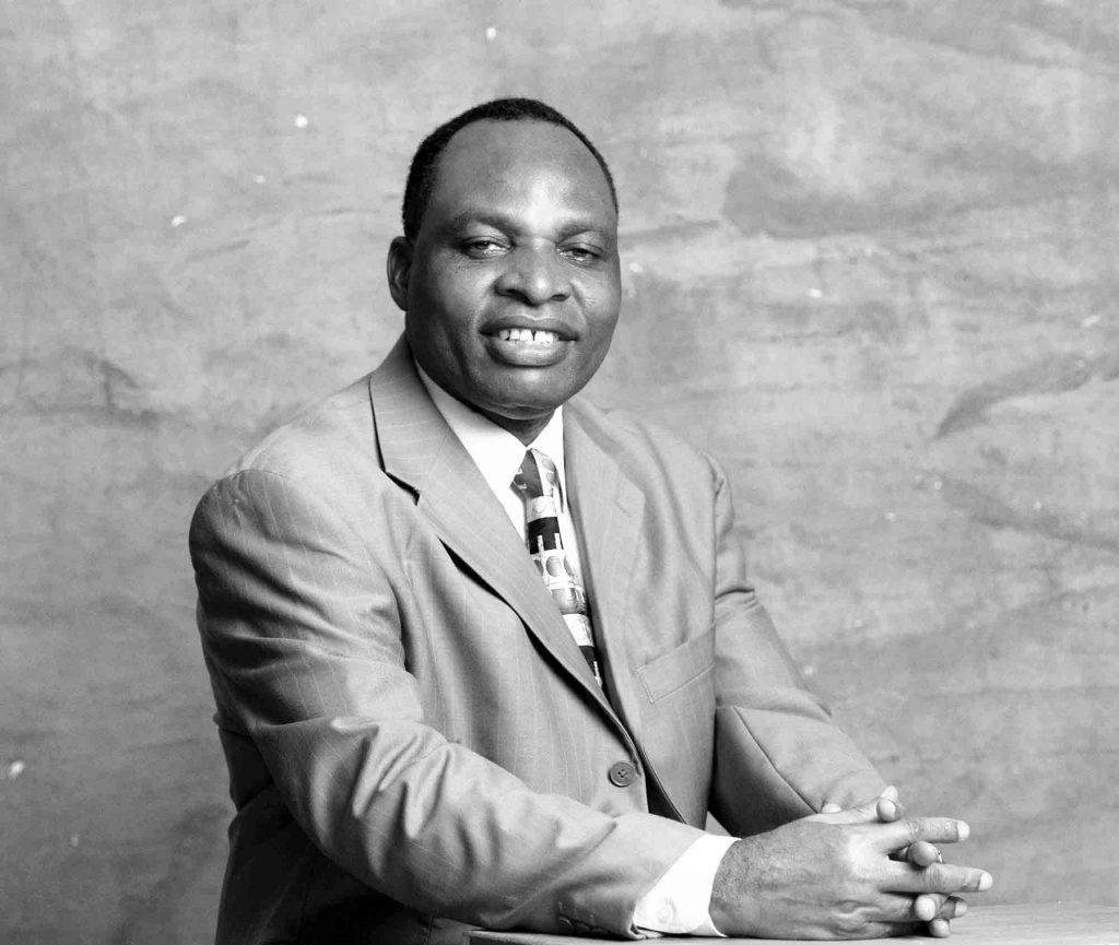 Rev. Dr. William Okoye