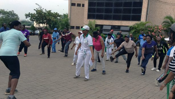 acfm men and women exercise