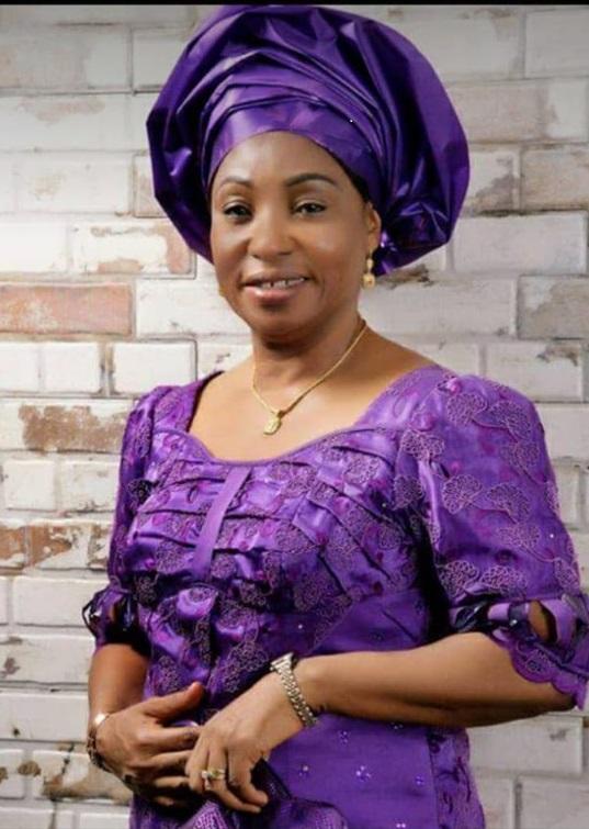Evangelist Helen Okoye